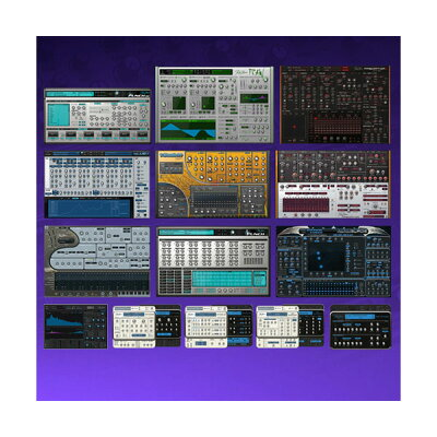 Rob Papenソフトウェア音源 オールインワンパッケージ eXplorer4