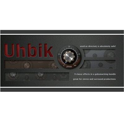 u-he ユーヒー / UhBIK エフェクトバンドル ダウンロード版