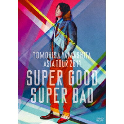 TOMOHISA YAMASHITA ASIA TOUR 2011 SUPER GOOD SUPER BAD/DVD/JEBN-0131