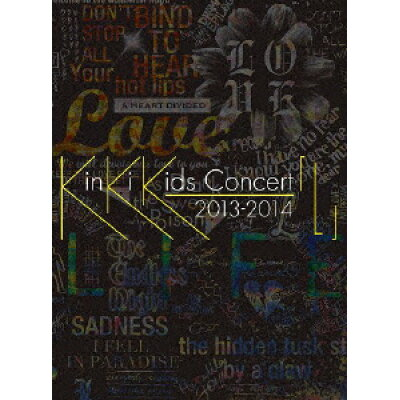 KinKi Kids Concert 2013-2014「L」【Blu-ray 初回盤】/Blu-ray Disc/JEXN-0028