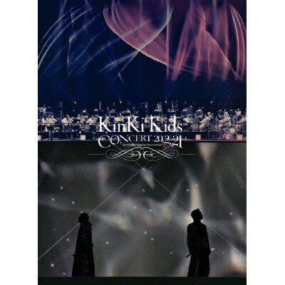 KinKi Kids CONCERT 20.2.21 -Everything happens for a reason-(初回盤)/Blu-ray Disc/JEXN-0097
