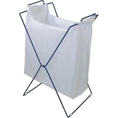 ニシムラ レジ袋スタンド ブルー