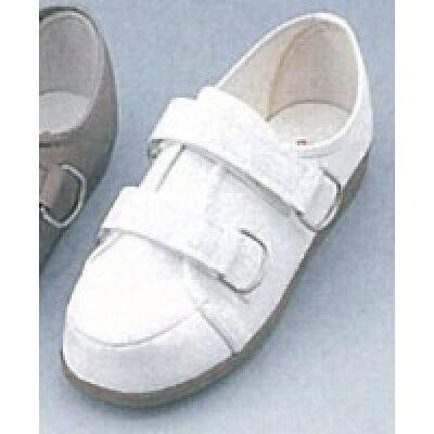 abt マリアンヌ製靴 リハビリシューズ 紳士用 白 GM608 26.0 4721bm