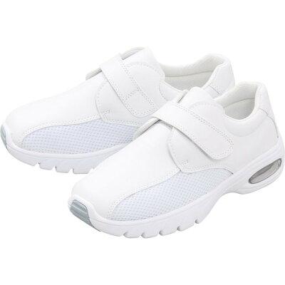 マリアンヌ製靴 Active!super airシリーズ スーパーエアー! SA2 ホワイト 26.5 4947bm