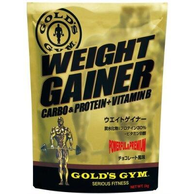 ゴールドジム ウエイトゲイナー チョコレート風味(3kg)