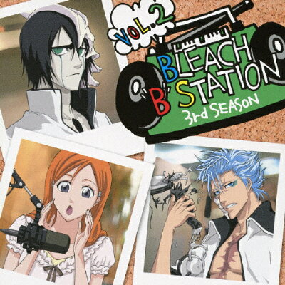 "RADIO DJCD[BLEACH ""B"" STATION] Third Season Vol.2/CD/SVWC-7572"