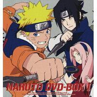 NARUTO-ナルト- DVD-BOX I 参上!うずまきナルト/DVD/ANZB-3311