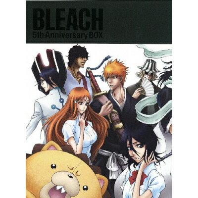 TV Animation BLEACH 5th Anniversary BOX/DVD/ANZB-3901