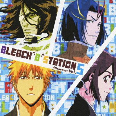 "RADIO DJCD[BLEACH ""B"" STATION]Fourth Season Vol.5/CD/SVWC-7739"