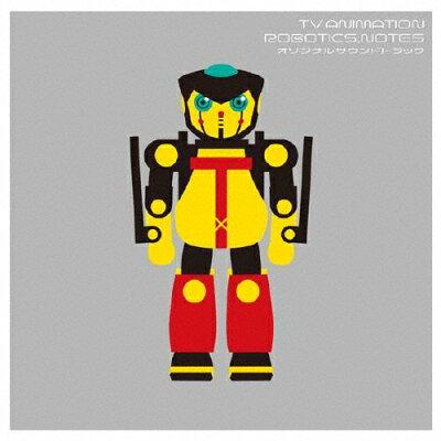 TV ANIMATION ROBOTICS:NOTES オリジナルサウンドトラック/CD/SVWC-7937