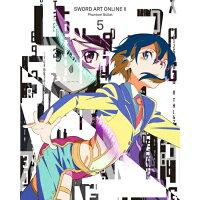 ソードアート・オンラインII 5(完全生産限定版)/DVD/ANZB-11129