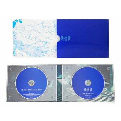 傷物語〈II熱血篇〉(完全生産限定版)/Blu-ray Disc/ANZX-12203