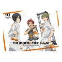 アイドルマスター SideM 1(完全生産限定版)/Blu-ray Disc/ANZX-13531