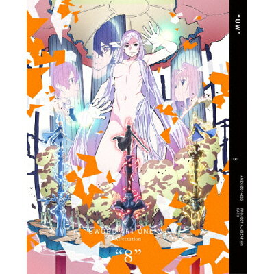 ソードアート・オンライン アリシゼーション 8(完全生産限定版)/Blu-ray Disc/ANZX-14255