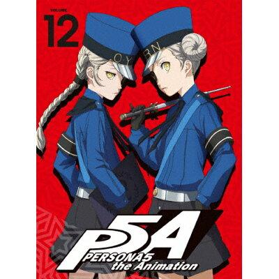 ペルソナ5 12(完全生産限定版)/Blu-ray Disc/ANZX-13593