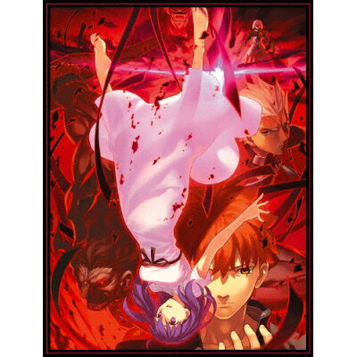 劇場版「Fate/stay night[Heaven's Feel]II.lost butterfly」(完全生産限定版)/Blu-ray Disc/ANZX-14404