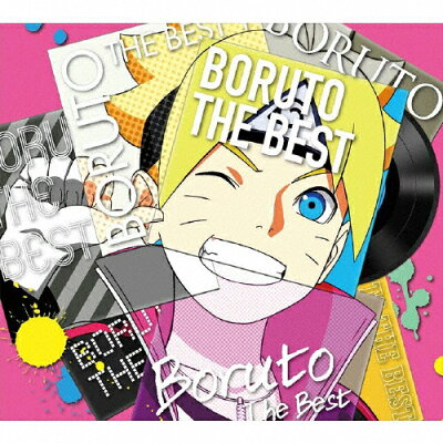 BORUTO THE BEST/CD/SVWC-70468