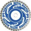 YAMASHIN 山真製鋸 メタルマスター 鉄工用 YSD125MM