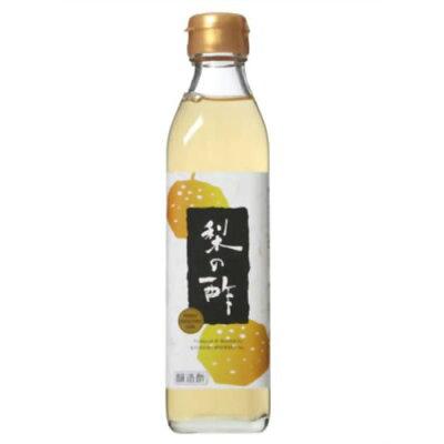 私市醸造 梨の酢 300ml