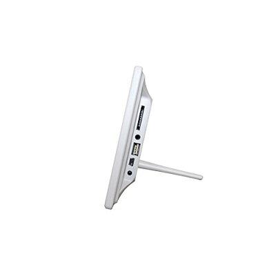 KEIAN KDI72ER-W(ホワイト) デジタルフォトフレーム 7型ワイド