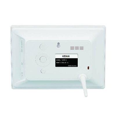 KD71RV-W 恵安 7インチワイド デジタルフォトフレーム ホワイト KD71RVW