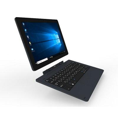 WiZ 10.1インチ フルHD 2in1 Windowsタブレット KIC102HD-DN