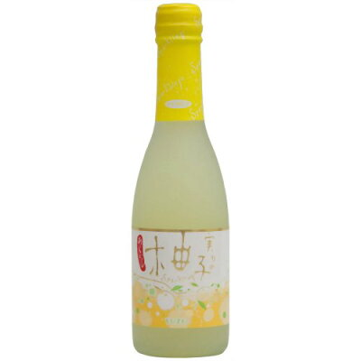 梅乃宿 実りのスパークリング 柚子(250mL)