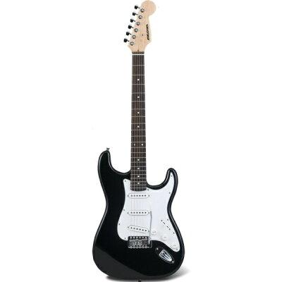 SELDER 入門用エレキギター ST-16 リミテッドセット /ブラック(9707006800)