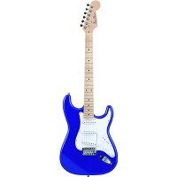 Photo Genic ST-180M/MBL フォトジェニック エレキギター 初心者向け 豪華15点セット ギターアンプ/TG75 ビギナー向けセット