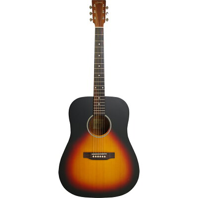 S.Yairi ヤイリ Limited Series アコースティックギター YD-04/VS ヴィンテージサンバースト ソフトケース付属