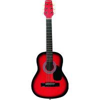Sepia Crue セピアクルー ミニアコースティックギター W50 RDS レッドサンバースト