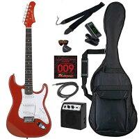 Photogenic ST-180/MRD/初心者入門セット エレキギター ライトセット