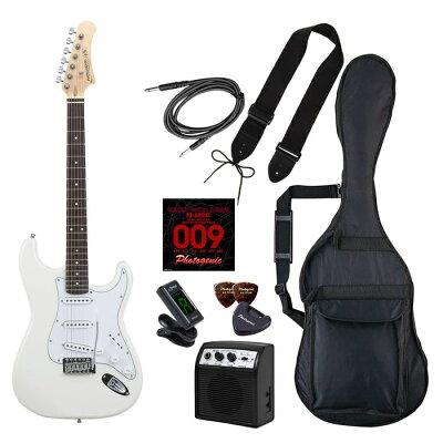 Photogenic ST-180/WH エレキギター ライトセット