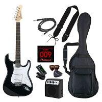 Photogenic ST-180/BK/初心者入門セット エレキギター ライトセット