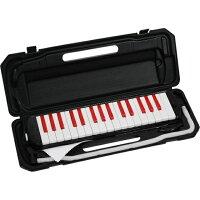 KYORITSU KC MELODY PIANO キョーリツ メロディーピアノ(BLACK/RED) (P3001-32K)