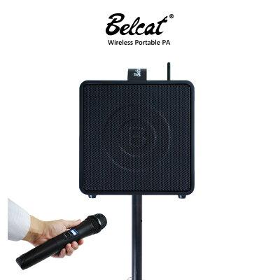 Belcat BWPA-30W 9   周波数  807.125MHz  1ch ワイヤレス ポータブル PAアンプ  1チャンネル
