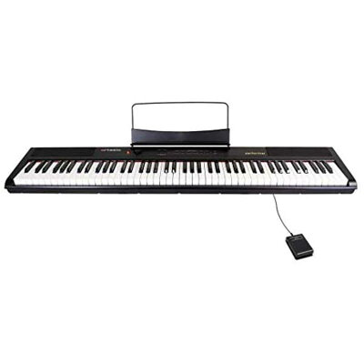 PERFORMER / BK アルテシア 電子ピアノ ブラック Artesia