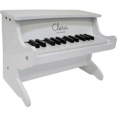 Clera クレラ ミニピアノ MP1000-25K-WH ホワイト