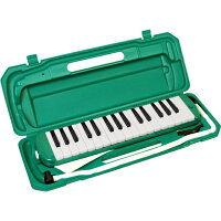 KC P3001-32K/GR グリーン 鍵盤ハーモニカ