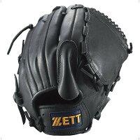 ゼット ZETT JR グランステイタスPC ブラック 野球 グラブ BJGA71111-1900