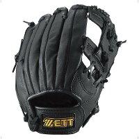ゼット ZETT JR 軟式グラブ アクロキャッチ ブラック 野球 グラブ BJGA77110-1900