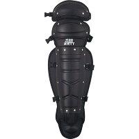ZETT ゼット 軟式野球用レガーツBLL3200B ブラック