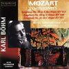 Mozart モーツァルト / 交響曲第39番、第40番、第41番 ベーム&コンセルトヘボウ管弦楽団 輸入盤