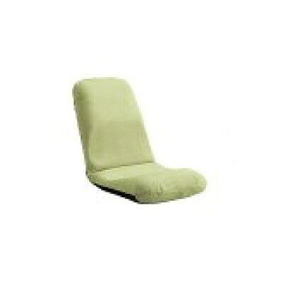 美姿勢習慣コンパクトなリクライニング座椅子Lサイズ Leraar-リーラー