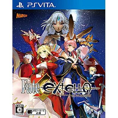 Fate/EXTELLA(フェイト/エクステラ)/Vita/VLJM30158/C 15才以上対象