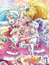 HUGっと!プリキュア vol.4【Blu-ray】/Blu-ray Disc/PCXX-50144