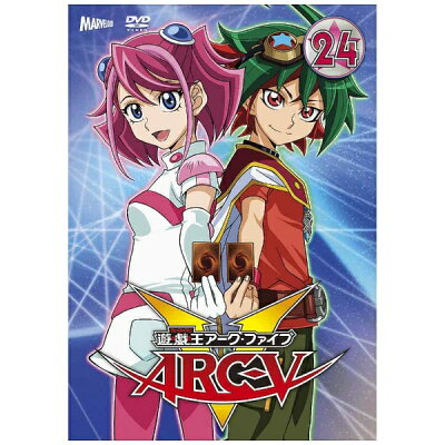 遊☆戯☆王ARC-V TURN-24/DVD/PCBX-51654
