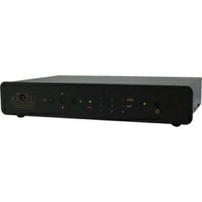 DAC100SIGNATURE-BK アトール シグネチュアDAC・USBDAC・NWプレ-ヤ- ブラック ATOLL