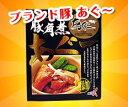 島豚あぐー豚角煮(無添加)/100g(南都物産)