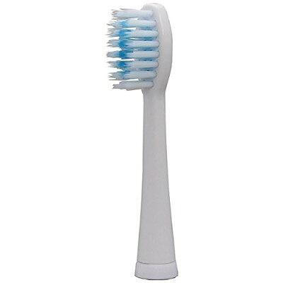 音波式電動歯ブラシ(TB-314) 交換用ブラシ ホワイト KB-314WT(2本入)